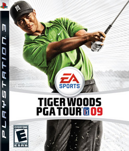 Tiger Woods PGA 09 - PS3 - Used