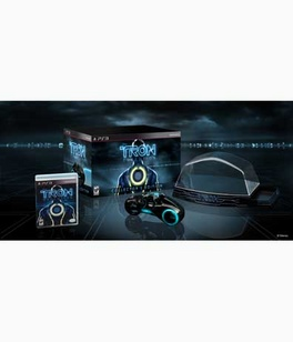 Tron Evolution Collectors Edition - PS3 - Used