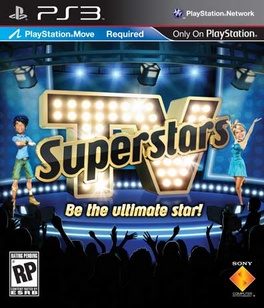 TV Superstars - PS3 - Used
