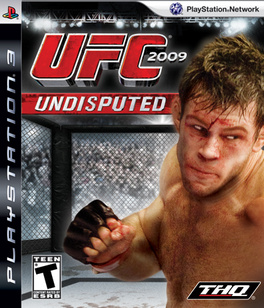 UFC Undisputed - PS3 - Used