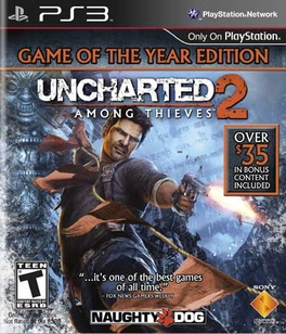 Uncharted 2: Game Of The Year - PS3 - Used