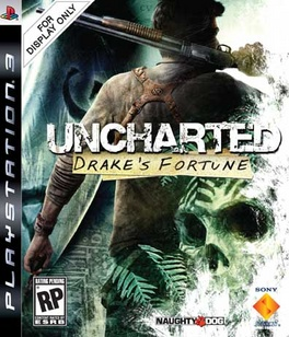 Uncharted: Drakes Fortune - PS3 - Used