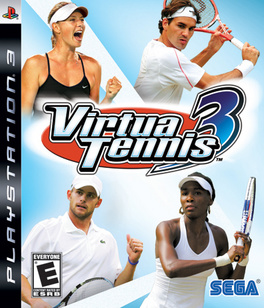 Virtua Tennis 3 - PS3 - Used