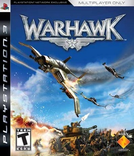 Warhawk (no Headset) - PS3 - Used