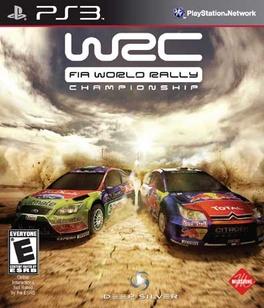WRC FIA World Rally Championship - PS3 - Used