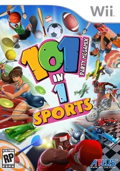 101 In 1 Sports Party Megamix - Wii - Used
