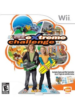 Active Life Extreme Challenge (no pad)  - Wii - Used