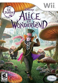 Alice In Wonderland - Wii - Used