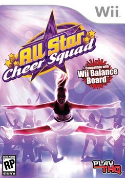 All Star Cheer Squad - Wii - Used