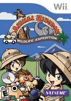 Animal Kingdom: Wildlife Expedition - Wii - Used