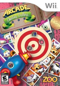 Arcade Shooting Gallery - Wii - Used