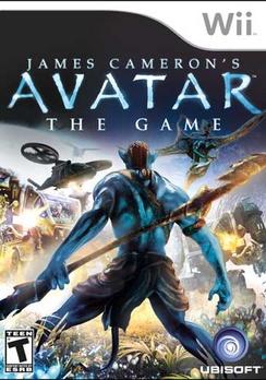 Avatar - Wii - Used