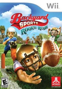 Backyard Sports Rookie Rush - Wii - Used