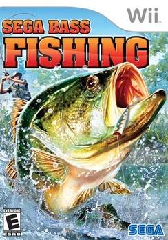 SEGA Bass Fishing - Wii - Used