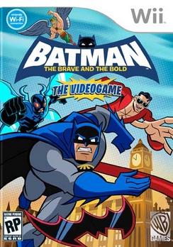 Batman: Brave & Bold - Wii - Used