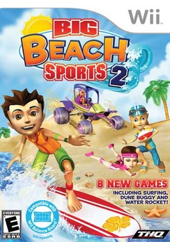 Big Beach Sports 2 - Wii - Used
