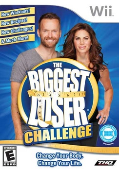 Biggest Loser Challenge - Wii - Used
