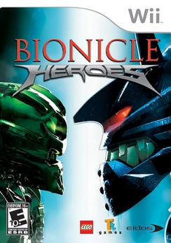 Bionicle Heroes - Wii - Used
