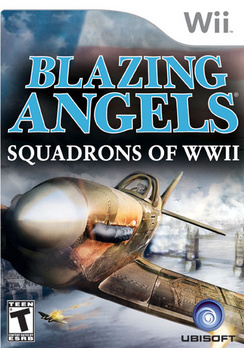 Blazing Angels Squadrons of WWII - Wii - Used