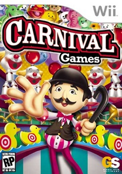 Carnival Games - Wii - Used
