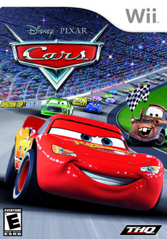 Cars - Wii - Used