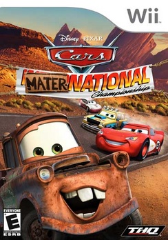 Cars Mater National - Wii - Used