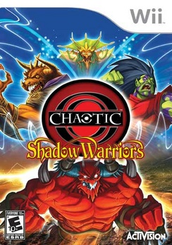 Chaotic: Shadow Warriors - Wii - Used