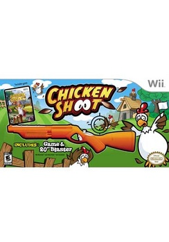 Chicken Shoot With Rifle - Wii - Used