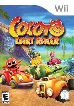Cocoto Kart Racer - Wii - Used