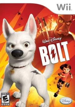 Disney Bolt - Wii - Used