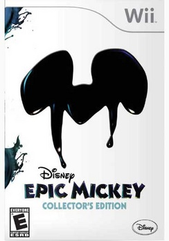 Epic Mickey Collectors Edition - Wii - Used