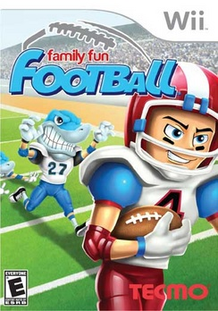 Family Fun Football - Wii - Used