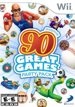 Family Party: 90 Great Games Party Pack - Wii - Used