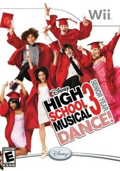 High School Musical 3 Senior Year - Wii - Used