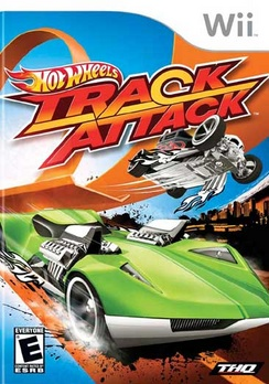 Hot Wheels: Track Attack - Wii - Used