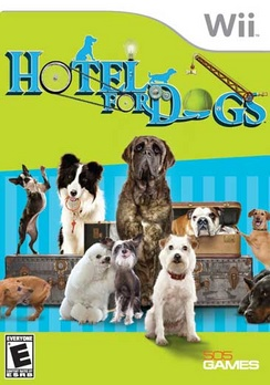 Hotel For Dogs - Wii - Used