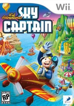 Kid Adventures: Sky Captain - Wii - Used