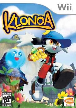 Klonoa - Wii - Used