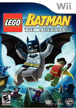 Lego Batman: The Video Game - Wii - Used