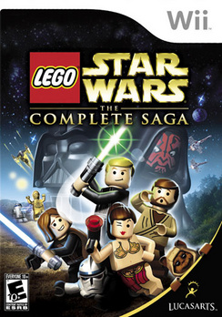 Lego Star Wars: The Complete Saga - Wii - Used