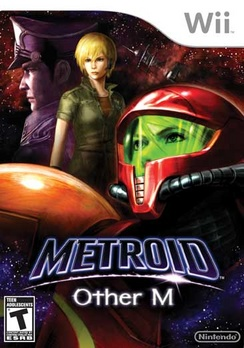 Metroid Other M - Wii - Used