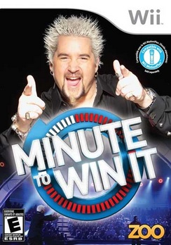 Minute To Win It - Wii - Used