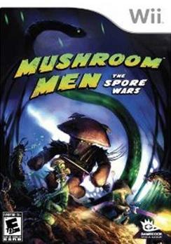 Mushroom Men - Wii - Used