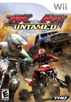 Mx Vs ATV Untamed - Wii - Used