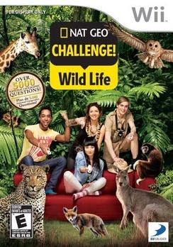 Nat Geo Quiz: Wild Life - Wii - Used