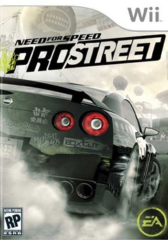 Need For Speed Prostreet - Wii - Used