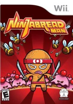 Ninjabread Man - Wii - Used