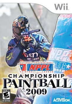 Paintball 2009 NPPL Championship - Wii - Used