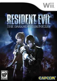 Resident Evil: Darkside Chronicles - Wii - Used
