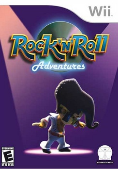Rock And Roll Adventures - Wii - Used